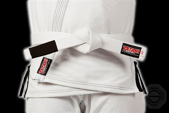 Пояс Tatami Adult BJJ Rank Belt (White)
